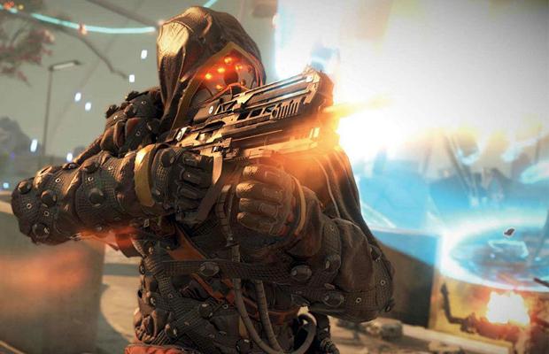 Killzon Shadow fall PS4