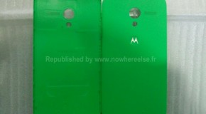 Moto X Custom Color Casings Leaked?