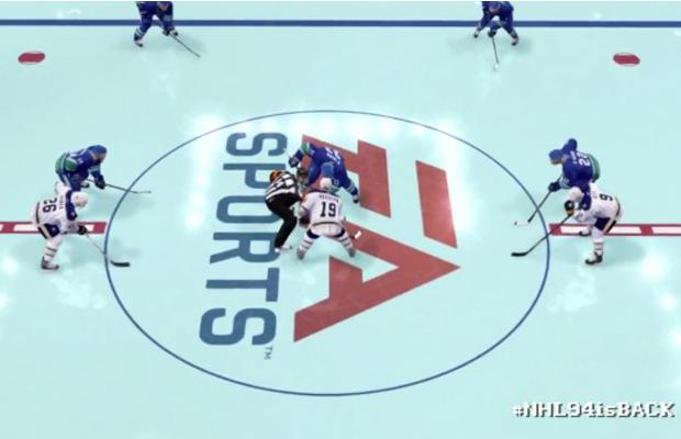NHL 94 2013