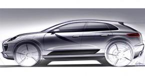 Porsche Macan SUV Coming Q1 2014