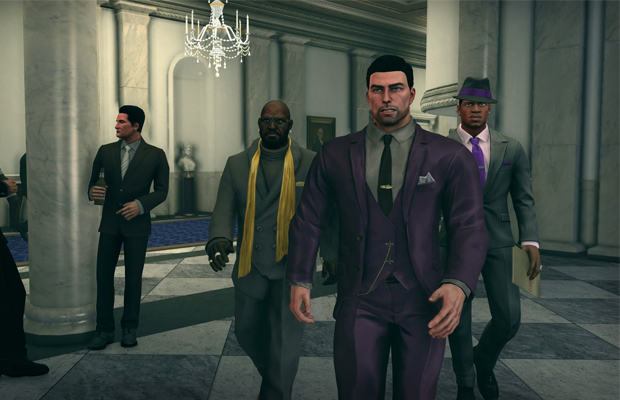 Saint Row 4 White House