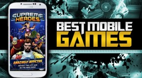 The 10 Best Mobile Games of July '13