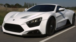 Zenvo ST1 Supercar Speed Through Monza Track [Video]