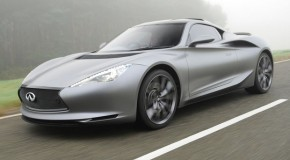 Infiniti Supercar Concept Expected in 2017 or 2018