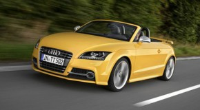 Audi TTS Competition Special Edition Announced