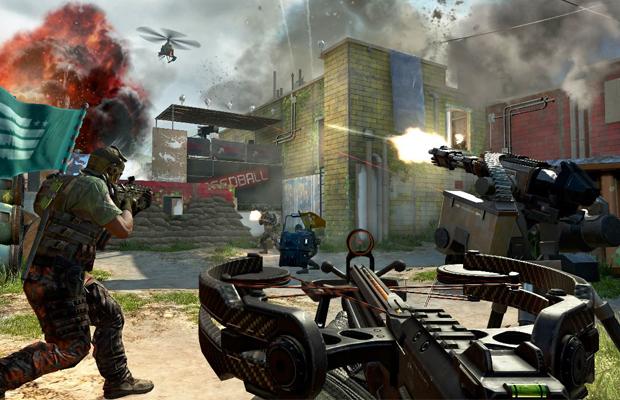 Black Ops 2 Vegenance DLC