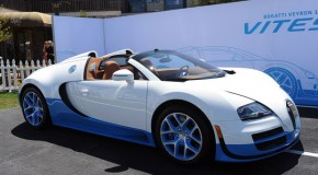 Bugatti Not Offering A Super Veyron Model After All