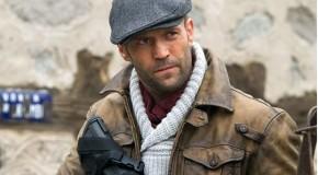 Jason Statham Escapes Death on 'Expendables 3' Set