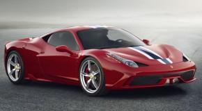 Ferrari 458 Speciale Debutting at Frankfurt Motor Show