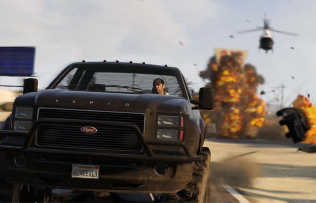 GTA V Vapid Screenshot