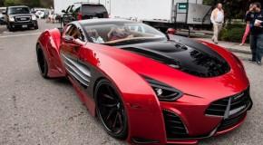 Laraki Designs Epitome Concept Shines During Monterey Car Week