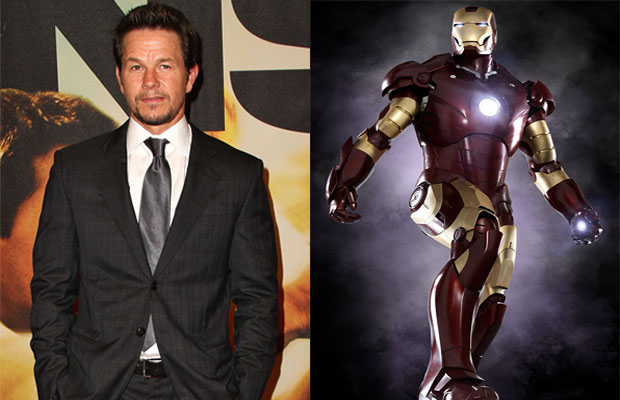 Mark Wahlberg Iron Man