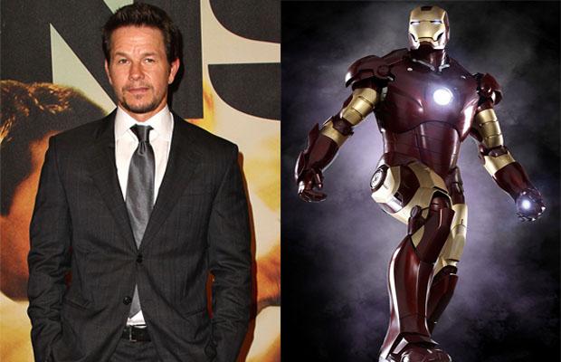 Mark Wahlberg Iron Man
