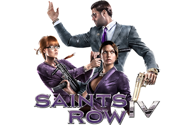 Saint Row IV Logo