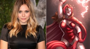 Olsen Sister Rumored for Scarlet Witch Role in 'The Avengers 2'