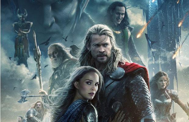 Thor The Dark World Imax