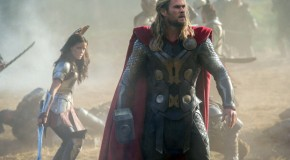 "Marvel Unleashes 'Thor: The Dark World"" 1-Minute TV Spot"