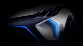 Toyota Hybrid-R Concept to Borrow Cues from Yaris Subcompact