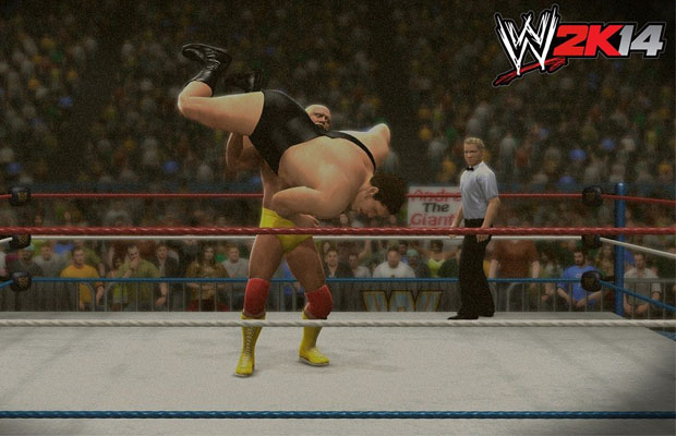 WWE 2K14 Wrestlemania Mode