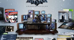 WB Games Announces Batman: Arkham Origins' Collector's Edition