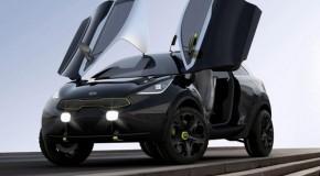 Kia Niro Crossover Concept Revealed Before Frankfurt Motor Show