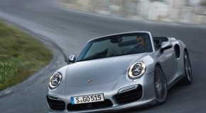 2014 Porsche 911 Turbo and Turbo S Cabriolet Officially Unveiled