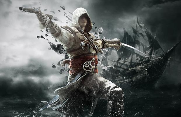 Assassins Creed IV Black Flag Art