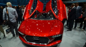 Frankfurt Motor Show 2013: Audi Nanuk Quattro Concept Arrives