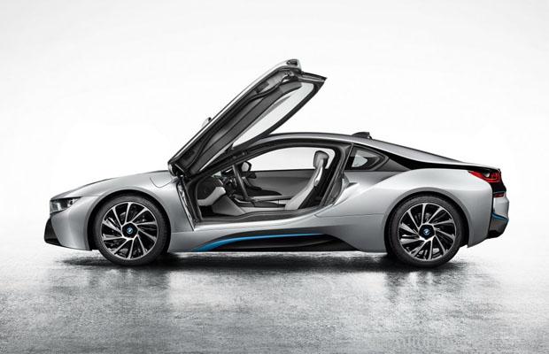 BMW i8 Frankfurt Motor Show