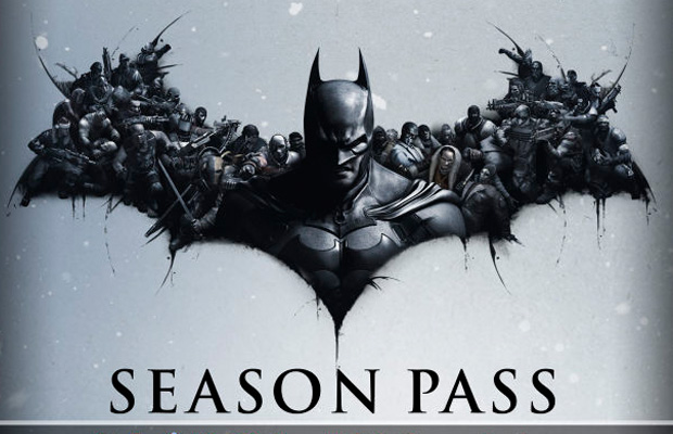 Batman Arkahm Origins Season PAss