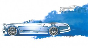 Bentley CEO Says Mulsanne Convertible Concept is Dead