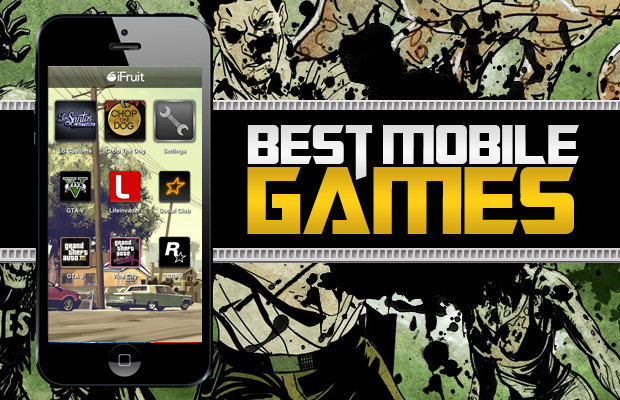 Best Mobile Games of August 2013