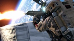New COD: Ghosts Trailer Has Soldiers Shooting in Space