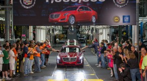 GM Rolls Out One-Millionth Cadillac Off Assembly Line