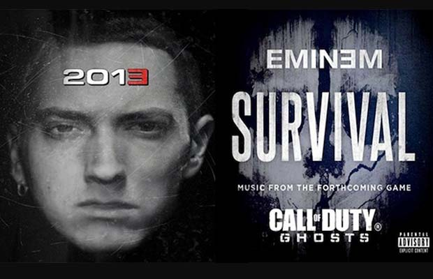 Call of Duty Ghosts Marshall Mathers LP 2