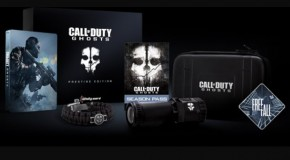 Call of Duty: Ghosts Hardened and Prestige Editions Unboxed Video
