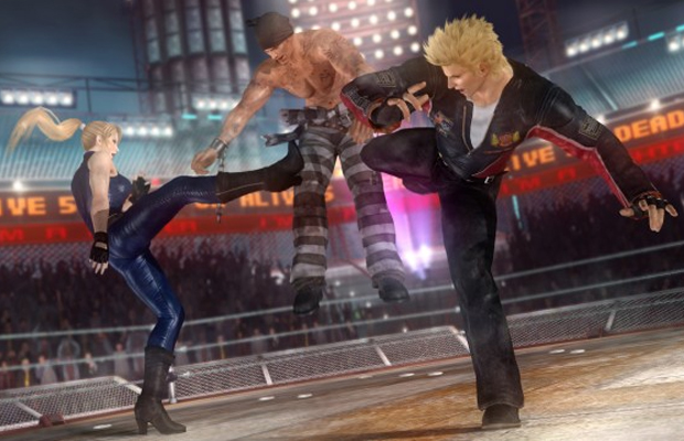 DOA 5 Ultimate Online Tag