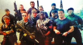First Look at the Entire 'Expendables 3' Team