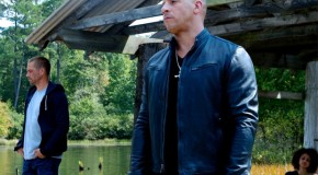 Vin Diesel Shares First 'Fast & Furious 7' Visual