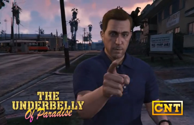 GTA V Underbelly of Paradise Commercial