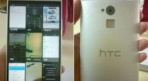 HTC One Phablet Images Leak