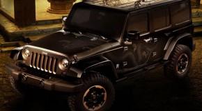 Jeep Wrangler Dragon Edition Officially Awakens