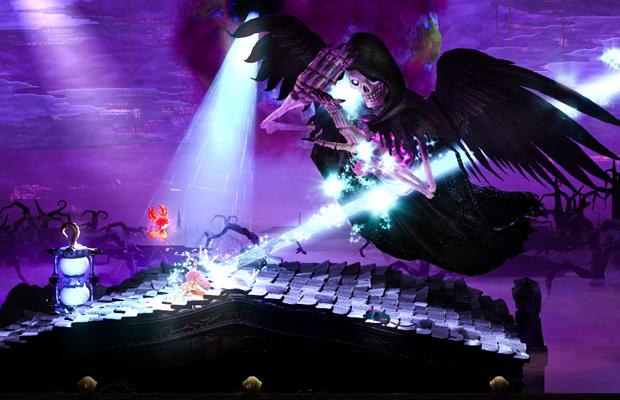 Puppeteer PS3 Boss Battles