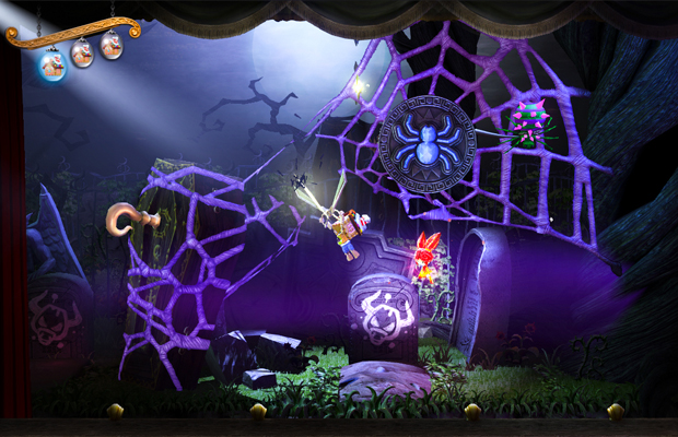 Puppeteer PS3 Gameplay