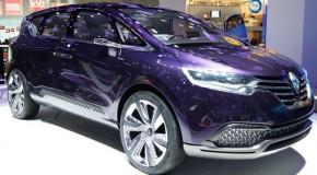 Frankfurt Motor Show 2013: Renault Initiale Paris Concept Debut