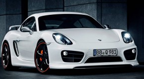 TechArt Tunes Up Its Own Porsche Cayman S