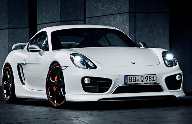 Techart Porsche Cayman S