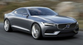 Volvo Concept Coupe Could Be Available in Limited Quantities