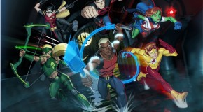 Majesco Bringing Cartoon Network Series 'Young Justice: Legacy' to Gaming Consoles