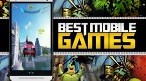 The 10 Best Mobile Games of August '13